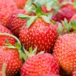 Close-up strawberries - Foto Stock