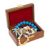 Treasure chest 2 — Stock Photo