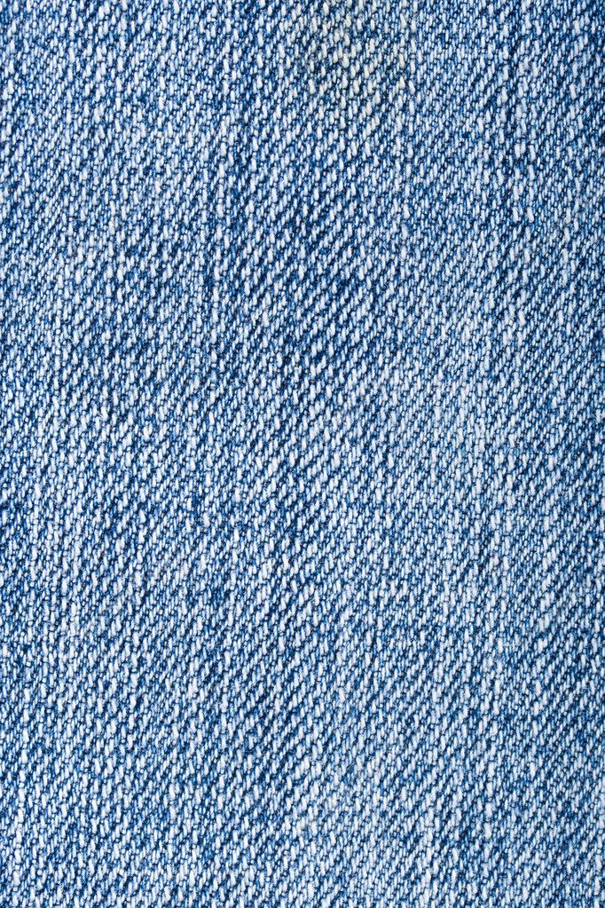 Blue jeans textile, macro shot — Stock Photo #1794164