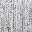Gray woolen cloth - Stock Photo