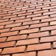 Diagonal brick structure — Stock Photo #2543729