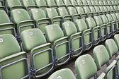 行の座席 — ストック写真