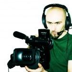 Cameraman — Stock Photo #1878559