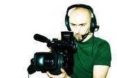 Cameraman — Stock Photo