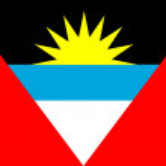 Antigua And Barbuda Flag — Stock Photo #1908542