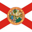 Florida Flag — Stock Photo #1918634