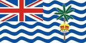 British Indian Ocean Territory — Stock Photo