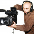 Cameraman - Stock Photo