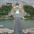 Royalty-Free Stock Photo: From Eiffel tower