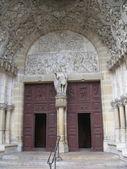 Puertas de una iglesia — Foto de Stock