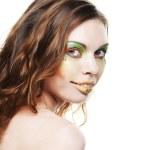 Ritratto di giovane donna sexy — Foto Stock #1669828