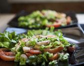 Salad. japanese food. — Stock Photo