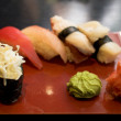 Royalty-Free Stock Photo: Assortment of Japanese Sushi