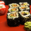 Japanese food — Foto de Stock
