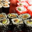 Japanese food — Stockfoto