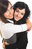 Deux jeunes femmes — Photo