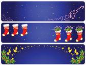圣诞套件 — 图库矢量图片