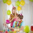Stock Photo: Birthday