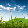 Alternative energy — Stockfoto