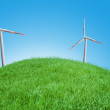 alternative energy&quot — Stock Photo