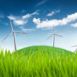 Alternative energy — Foto Stock