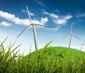 Alternative energy — Stock Photo