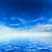 Idílico mar — Foto de Stock