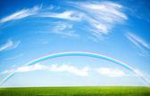 Rainbow — Foto Stock