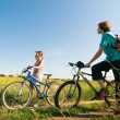 Relax biking — Stock Photo #2118503