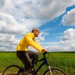 Mrelax biking — Stock Photo #2118632