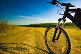 Bicicleta — Foto Stock