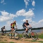 Bisiklet relax — Stok fotoğraf