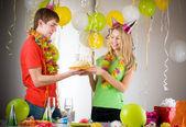 Birthday — Foto de Stock