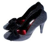 Módní Dámská obuv — Stock fotografie