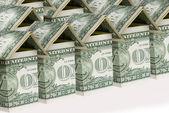 Dom pieniądze — Zdjęcie stockowe