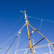 Ship mast — Stock Photo #1691715