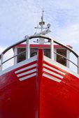 Fisher ship — Stock Photo
