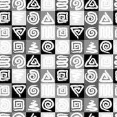 Seamless texture spiral — Stock Vector