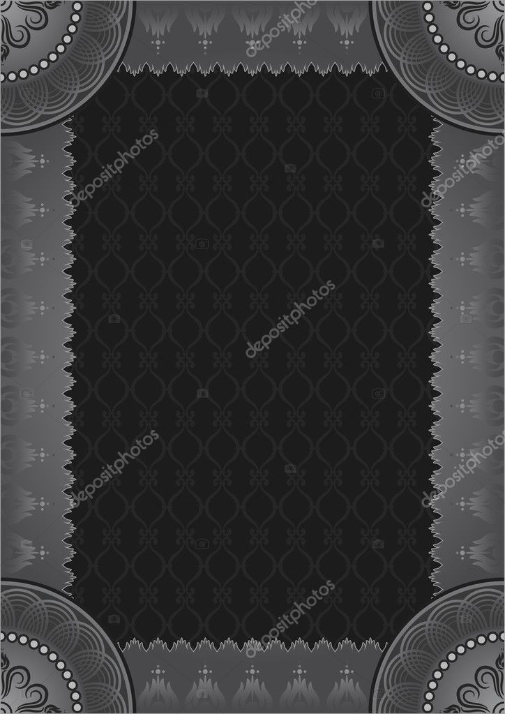 Grey framework — Stock Vector #1662134
