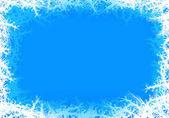 Frozen background — Stock Vector