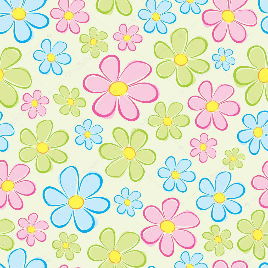 Vector seamless background  Stock Vector #1731605