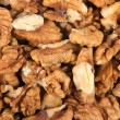 Stock Photo: Kernel walnut