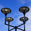 Street lamps — Stock Photo #1645628