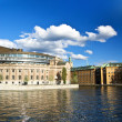 Stock Photo: Swedish parliament