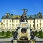 The Drottninghilms royale palace — Stock Photo #1647554