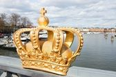 Swedish crown — Stock Photo