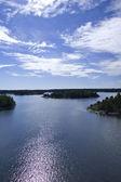 Swedish archipelago — Stock Photo