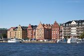 Stockholm — Stock Photo