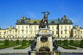 The Drottninghilms royale palace — Stock Photo