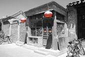 Old chinese shop — Stock Photo
